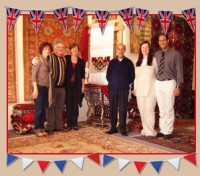 A DAY TO REMEMBER: WOVEN INTO HASLEMERE